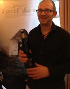 Thomas Pfaffmann von Weingut Wageck-Pfaffmann