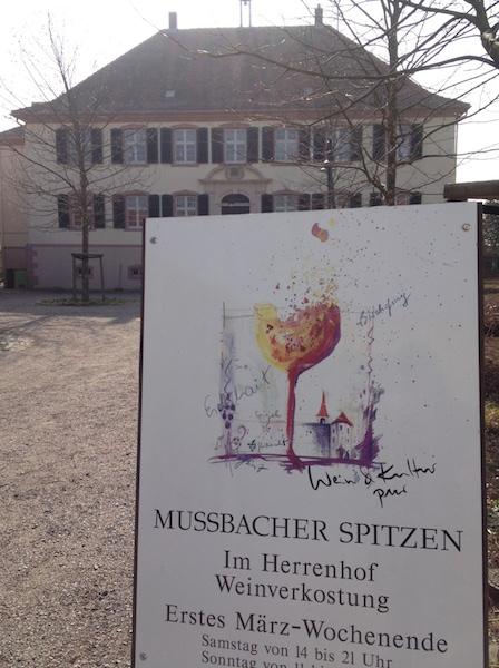 Mussbacher Spitzen 1. März Wochenende