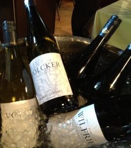 Völcker Weine bei den Mussbacher Spitzen