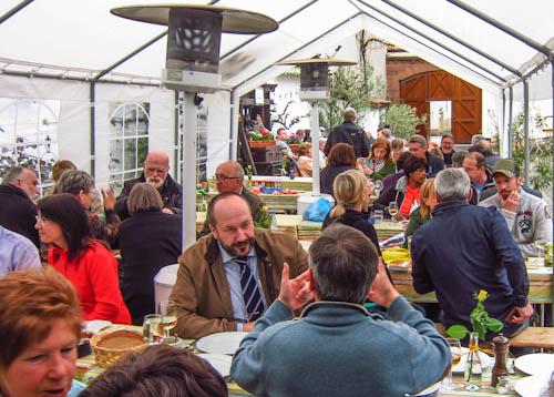 Weegmüllers Weindowner. Foto © Lars O Larsson