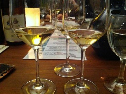 Weinprobe bei Bürklin-Wolf