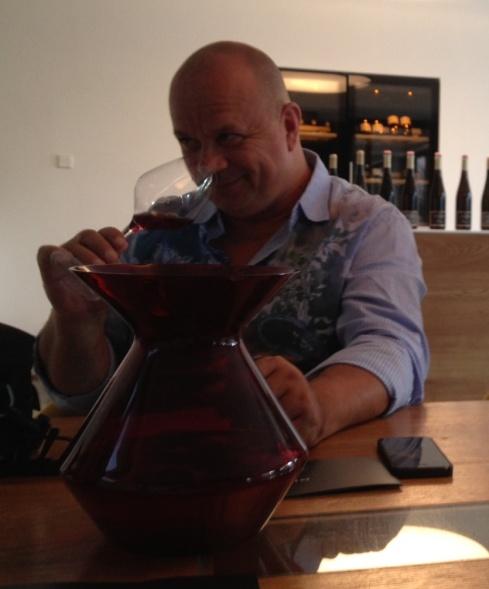 Dragan Unic, Sommelier & Chef aus Schweden