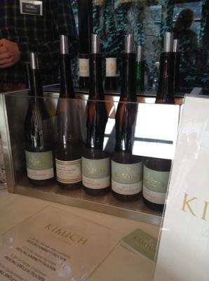 Weingut Kimich mit wunderschönen Etiketten
