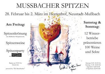 Mussbacher Spitzen 2014