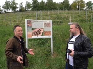 Matthias Mangold und Magnus Reuterdahl