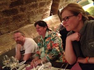 #winelover Magnus Reuterdahl mit Stefanie Weegmüller & Sabine Ohler