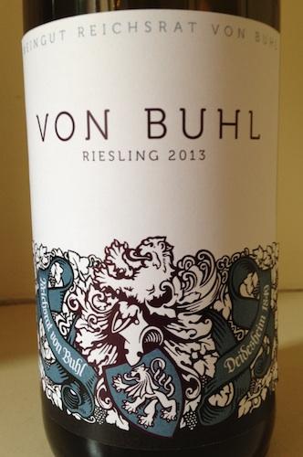 Von Buhl new label