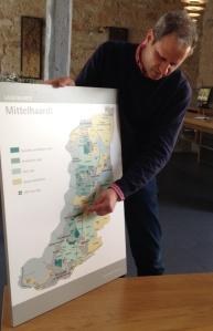 Steffen Christmann erklärt die Ersten und Großen Lagen Gimmeldingens und Königbachs
