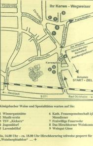 Plan Königsbacher Weinkerwe