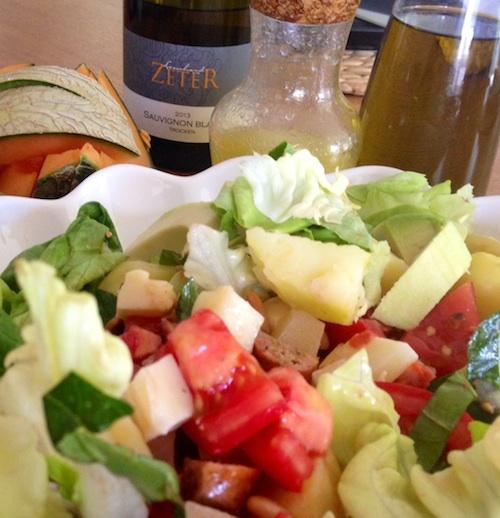 Reste-Salat
