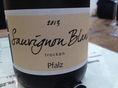 2013 Sauvignon Blanc Weingut Giese