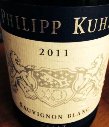 2011 Sauvignon Blanc trocken, Philipp Kuhn
