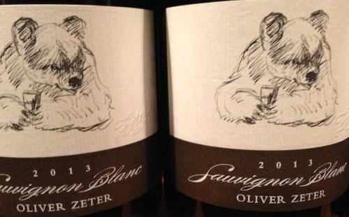 Der Bär. Weinprobe Neustadter Weinfreunde bei Oliver Zeter.