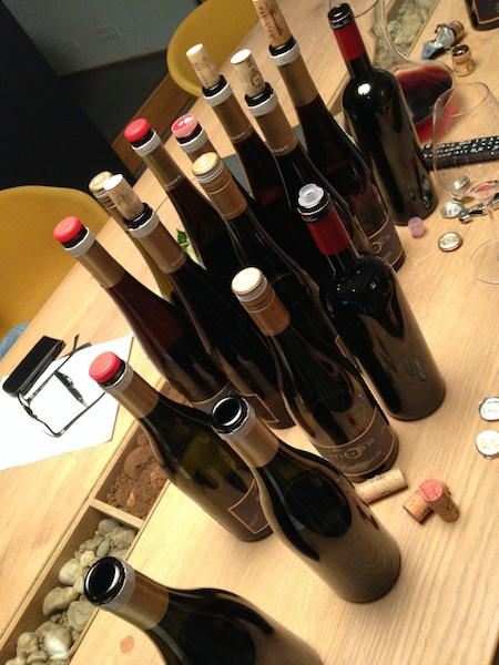 Weinprobe mit Andreas Rings