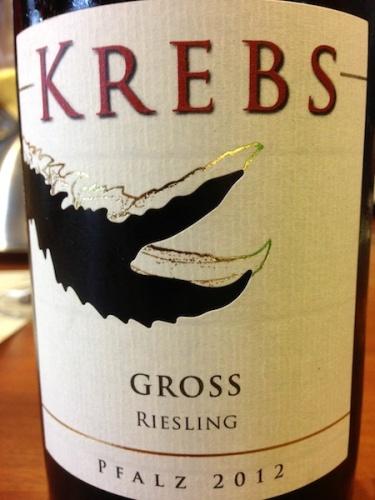 2012 Riesling GROSS, Jürgen Krebs Foto © Nils Linus Stuiver