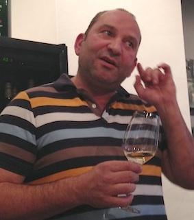 Oliver Zeter. Weinprobe Neustadter Weinfreunde.