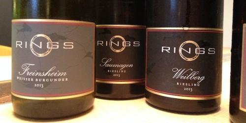 2013 Rings Riesling Saumagen & Weilberg