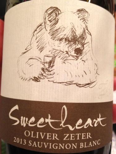 2013 Sauvignon Blanc Sweetheart by Zeter. Weinprobe Neustadter Weinfreunde bei Oliver Zeter.