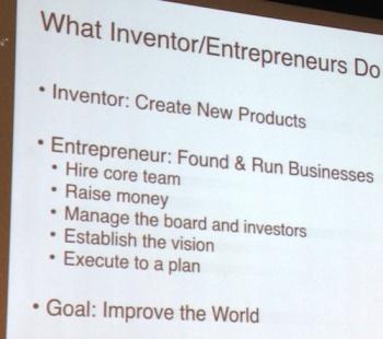 Greg über Erfinder #dwcc14