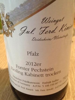 2012 Pechstein, Kimich