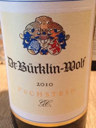 2010 Pechstein, Bürklin-Wolf