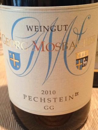2010 Pechstein, Mosbacher