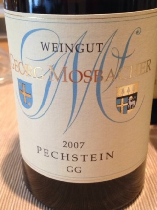 2007 Pechstein, Mosbacher