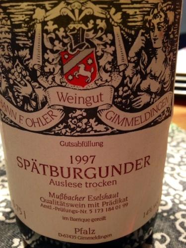 1997Spaetburgunder