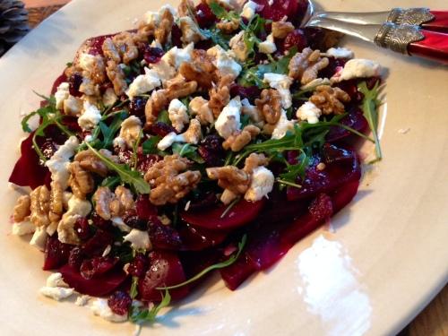 Rote Beete Salat © Heike Larsson