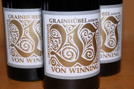 Grainhübel Riesling - 2011, Von Winning, (C) Stephan Nied
