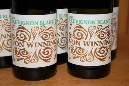 Sauvignon Blanc II - 2014, Von Winning, (C) Stephan Nied