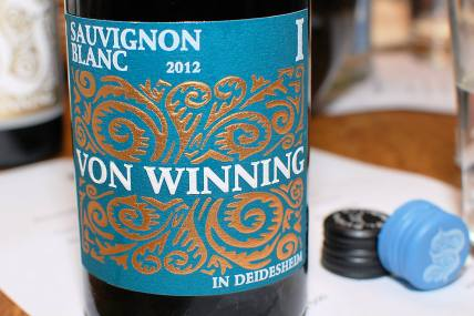 Sauvignon Blanc I - 2012, Von Winning, (C) Stephan Nied