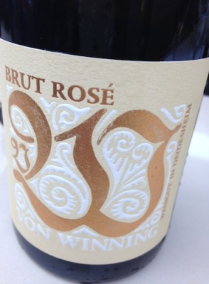 Rosé Brut Nature Von Winning