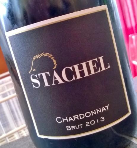 Chardonnay Sekt Brut, 2013, Erich Stachel, Maikammer
