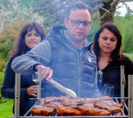 Chef de Grill © LL kingscreek.de