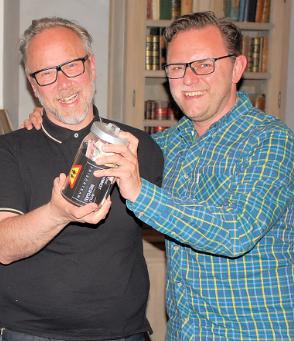 Wolf Bergau & Matthias Krieger