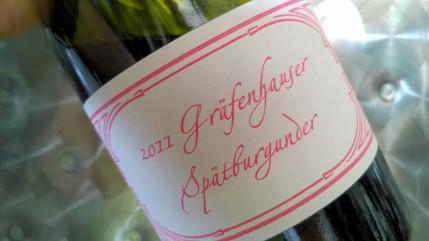 Komplex strukturierter Pinot-Noir. Feminin, äußerst filigran mit einer großartigen Aromen-Finesse, die seinesgleichen sucht.