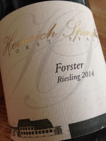 2014 Forster Riesling, Spindler, Woi-Quickies #18