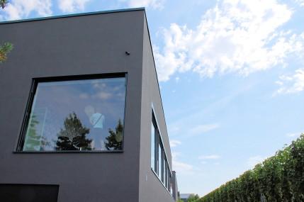 neues Wirtschaftsgebäude
