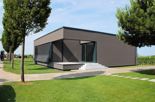 neues Bürogebäude