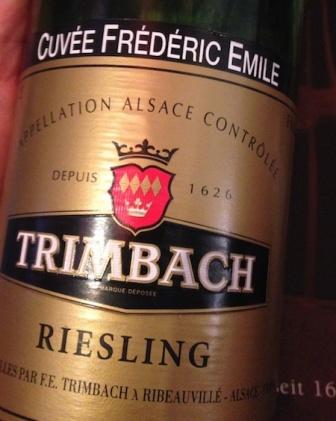 trimbachriesling