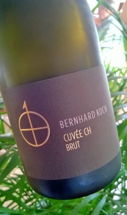 Sekt Cuvee CH Brut - Bernhard Koch
