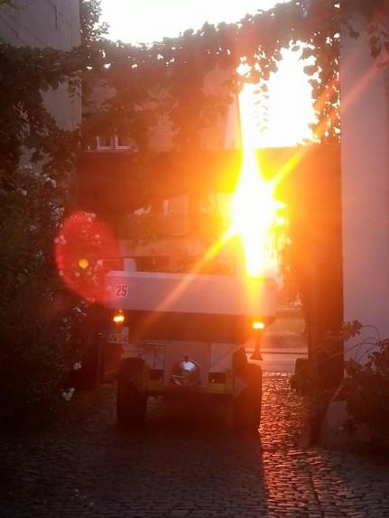 Weegmüller: Wo die Sonne scheint