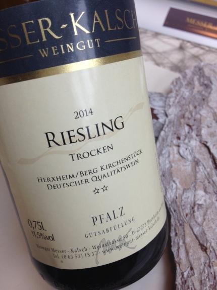 Messer-Kalsch Riesling