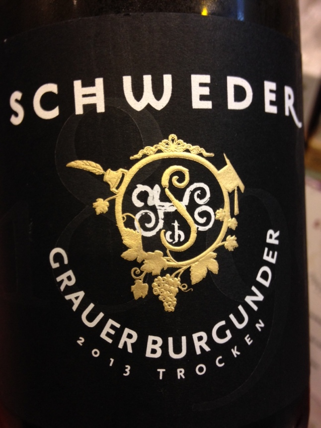 Schweder Grauer Burgunder