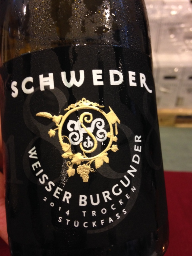 Schweder Weisser Burgunder