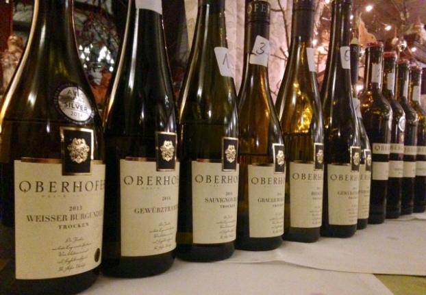 Weingut Oberhofer, Edesheim