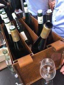 Innovativer Weinkühler aus Kupfer
