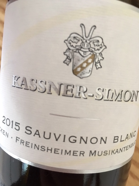 Kassner-Simon Sauvignon Blanc