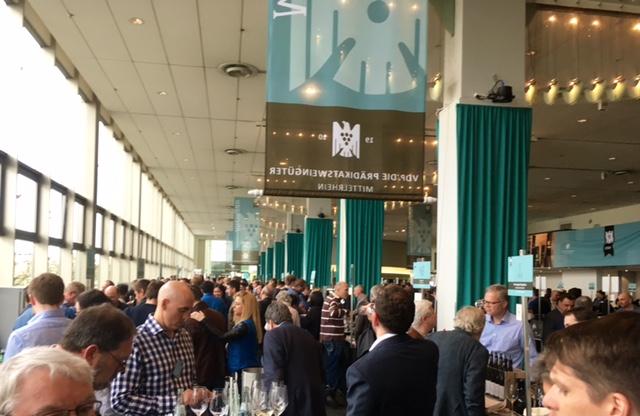 Besucher Weinbörse 2016